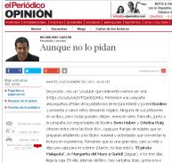 El Periodico Opinion