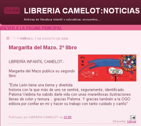 Libreria Camelot
