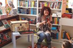 En la Librairie de Hortaleza