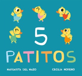 PORTADA 5 PATITOS