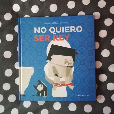 NO QUIERO SER REY PORTADA
